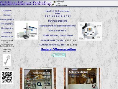 Schlüsseldienst Schwerin Pichler