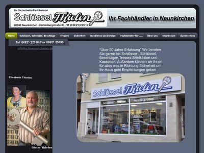Dieter Thielen Schlüsseldienst