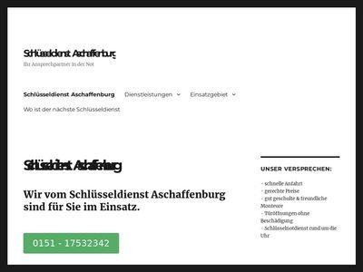Schlüsseldienst Aschaffenburg Schlauf