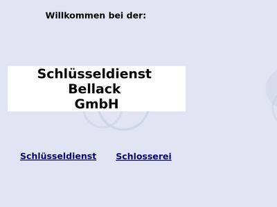 Bellack Schlüsseldienst GmbH