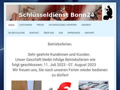 Schlüsseldienst Bonn Schwarz