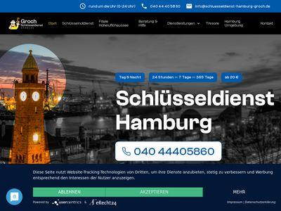 Schlüsseldienst Hamburg Groch