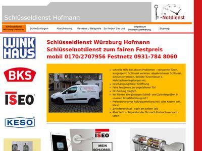 Hofmann Schlüsseldienst