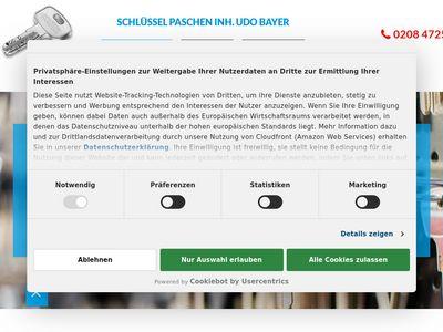 Schlüssel Paschen Inh. Udo Bayer
