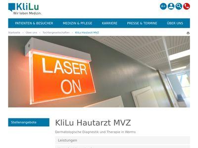 Schmidt-Riese Ludger Dr. med.