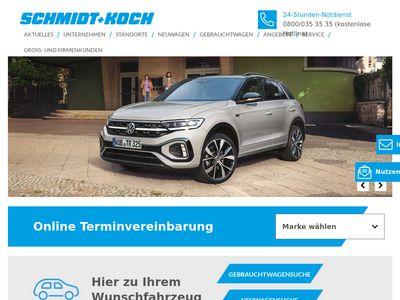 Autohaus Müller Schmidt + Koch GmbH