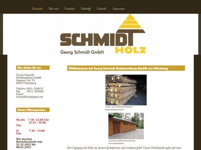 Georg Schmidt Holzhandlung GmbH