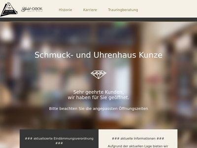 Schmuck- und Uhrenhaus Kunze GbR