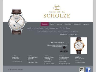 Scholze Uhren und Schmuck GmbH