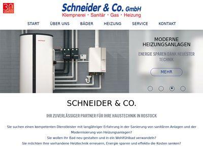 Schneider & Co. GmbH