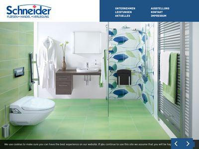 Fliesen Schneider GmbH