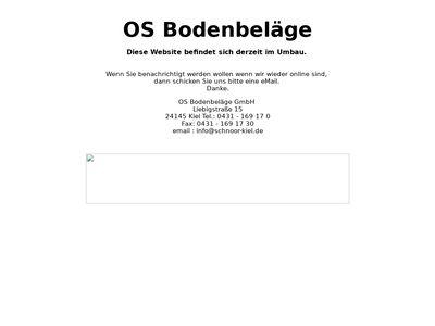 OS bodenbeläge GmbH