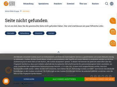 Schön Klinik Hamburg-Eilbek
