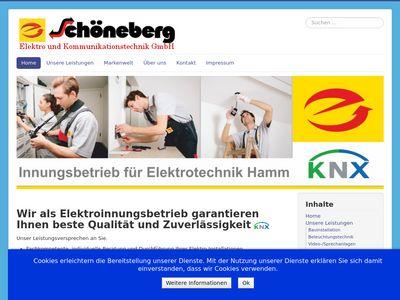 Schöneberg Elektro und Kommunikationstechnik