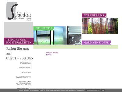 Gardinenstudio Schönlau GmbH