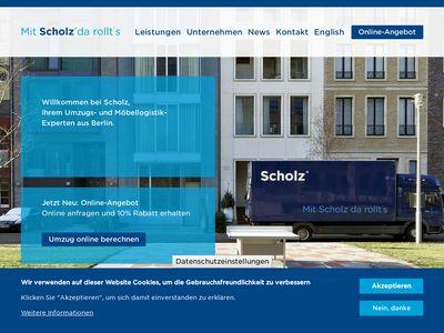 Scholz Umzüge Möbelspedition GmbH