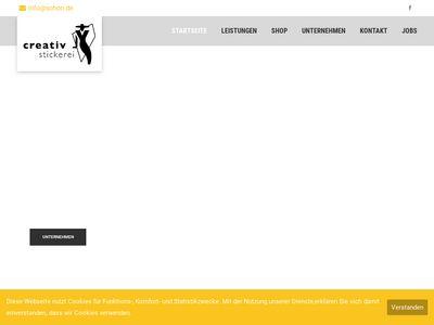 Creativ Stickerei GmbH