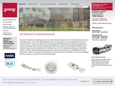 Schlüssel & Schloss Schonert GmbH