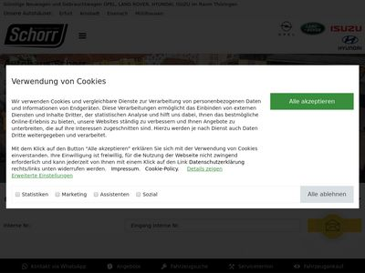 Schorr, GmbH