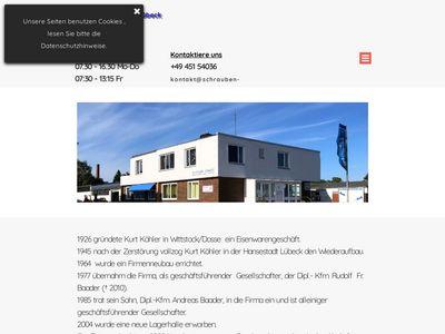 Schrauben-Köhler GmbH & Co. KG