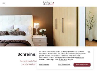 Schreinerei Christ GmbH