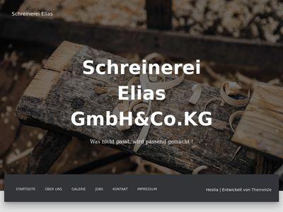 Schreinerei Elias GmbH & Co. KG