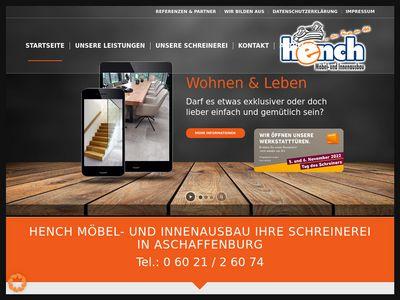 Johannes Hench Möbel und Innenausbau