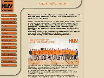 Schreinerei Huy GmbH