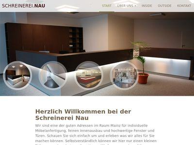Schreinerei Nau GmbH