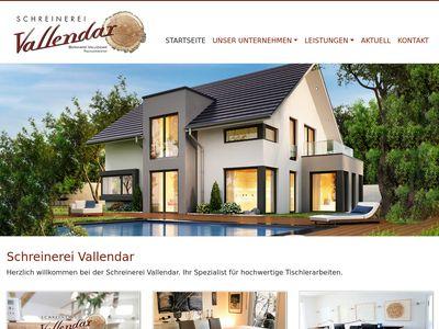 Massivholz-Werkstatt Vallendar