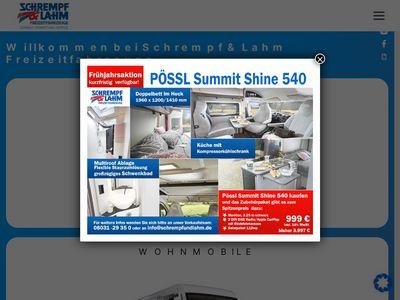Schrempf & Lahm Freizeitfahrzeuge GmbH