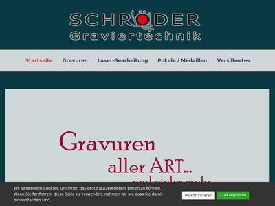 Schröder Graviertechnik