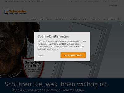 Schroeder & Sohn GmbH