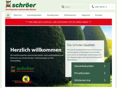 Schröer Garten- und Landschaftsbau GmbH