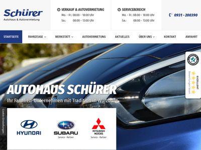Autohaus Schürer GmbH