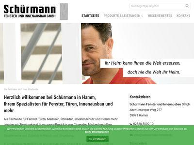 Schürmann-Fenster Innenausbau GmbH