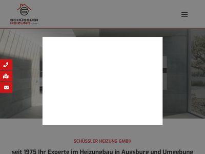 Schüssler Heizung - GmbH