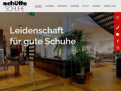 Schütte Schuhe