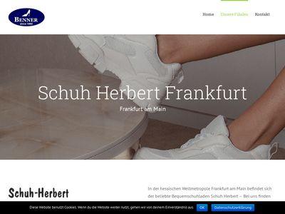 Schuh Herbert