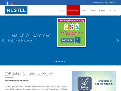 Schuhhaus Nestel OHG