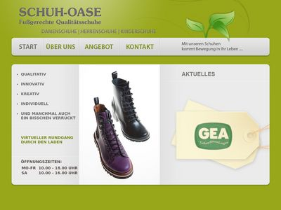 Schuh-Oase
