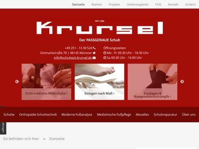 Schuheck A.Krursel GmbH