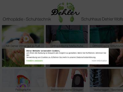 Schuhhaus Dehler Inh. Winrich Bronnert