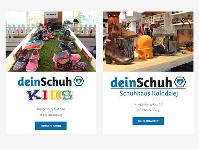 Dein Schuh - Schuhhaus Kolodziej