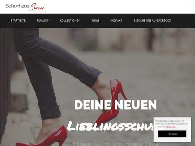 Schuhhaus Sauer