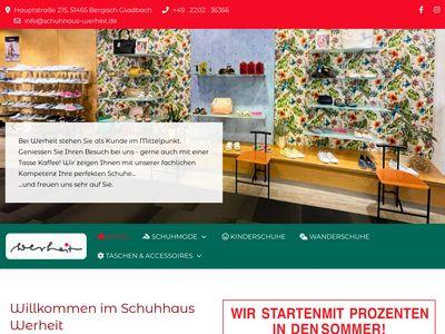 Schuhhaus Werheit GmbH