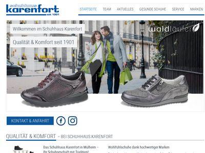 Schuhhaus Karenfort