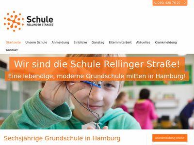 Grundschule Rellinger Strasse