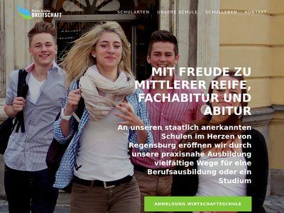 Private Wirtschaftsschule Breitschaft e.V. Schule