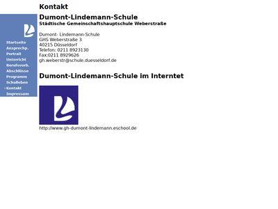 Dumont-Lindemann-Schule